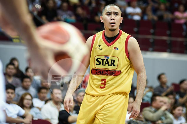 Paul Lee quick to shrug off hard hit from former RoS teammate Beau Belga