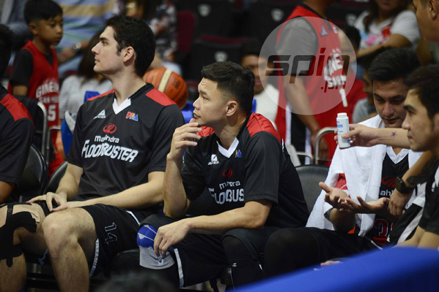 Mahindra woes pile up as Gary David likely out for a month due to knee injury