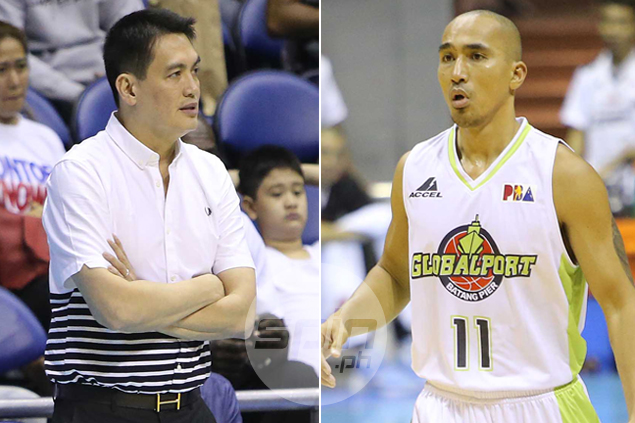 Just like old times, Mike Cortez delivers when called upon by college coach Pumaren