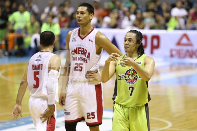 Terrence Romeo refuses to dwell on 'what ifs' when asked about Ginebra draft snub
