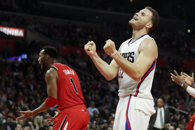 Clippers squander early double-digit lead, fight off Blazers in tight endgame