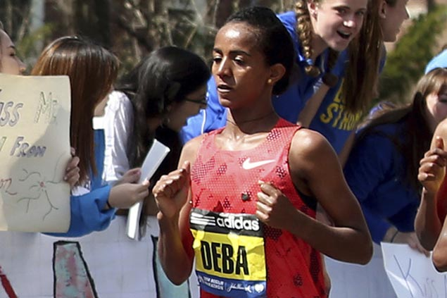 Buzunesh Deba named rightful winner of 2014 Boston Marathon, two months after Rita Jeptoo is stripped of title