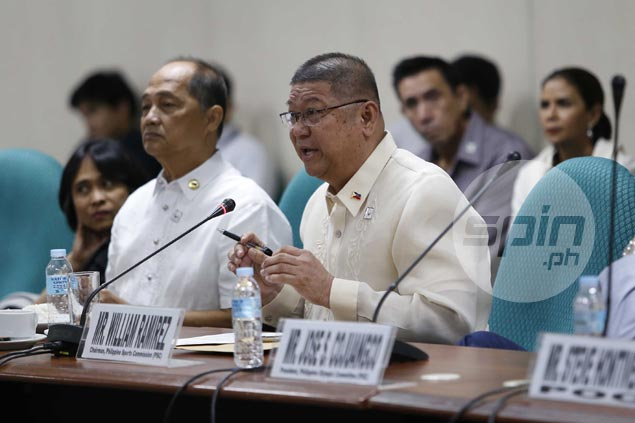 PSC chair Butch Ramirez warns budget cuts on non-performing NSAs in 2017 SEA Games