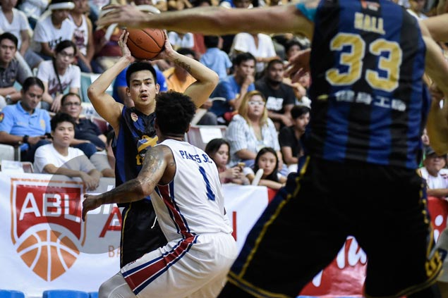 Raymar Jose vows to adjust to officiating in ABL, avoid getting into foul trouble