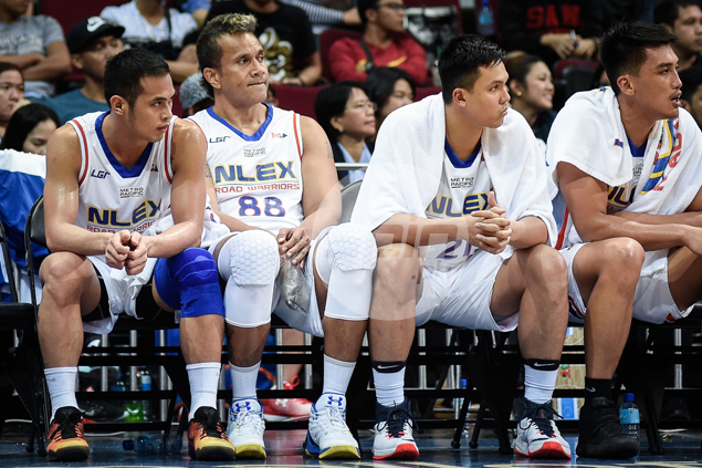 NLEX frontcourt takes a big hit as Asi Taulava doubtful due to persistent migraines