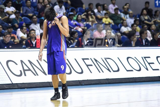 Carlo Lastimosa's 23 points against former team Blackwater go for naught