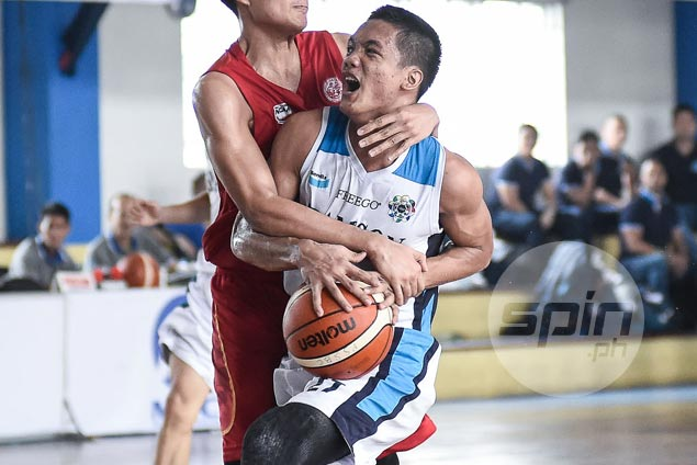 Adamson Baby Falcons, LSGH Greenies dispatch separate foes to barge into semis of PSSBC