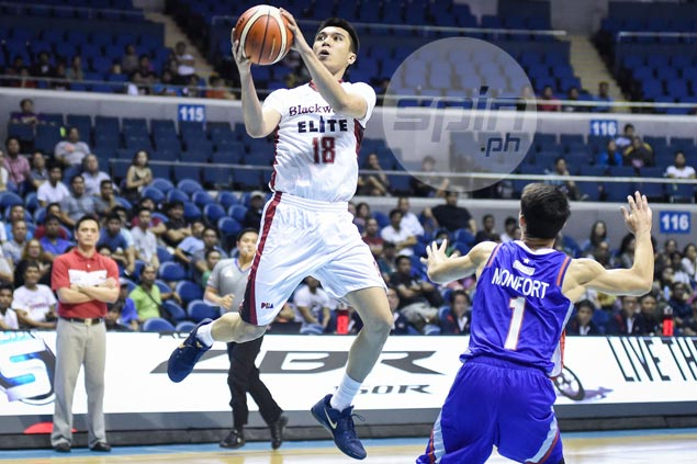 Learning from 'past mistakes,' Blackwater vows never to trade Art Dela Cruz