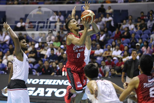 Cone has no doubt Paolo Taha will blossom at GlobalPort: 'He'll surprise everyone there'
