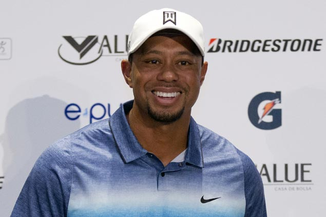 Tiger Woods lands new multi-year endorsement deal to use Bridgestone Golf balls