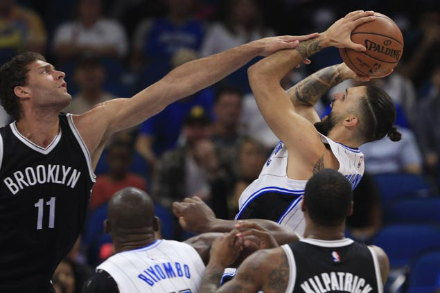 Fournier, Vucevic show way as Magic defeat Nets