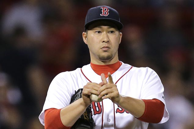 Tazawa finalizes $12M two-year deal with Marlins, getting endorsement from Ichiro