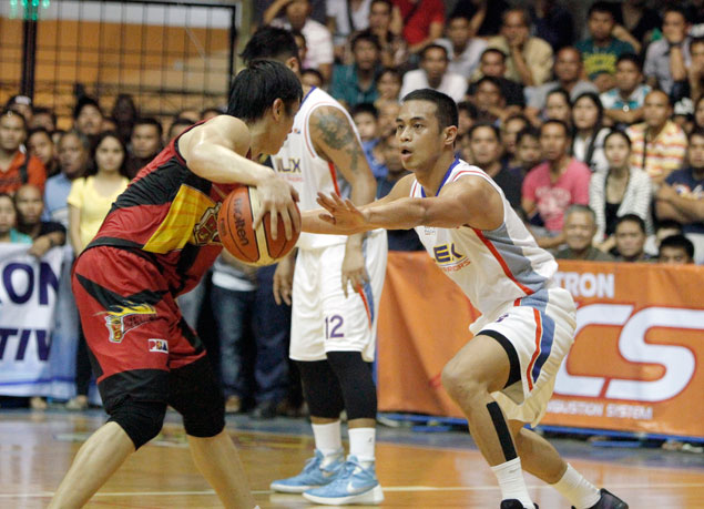 San Miguel Beer thrives behind balanced scoring to rout NLEX in Cagayan de Oro and gain solo lead