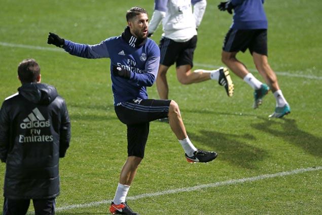 Real Madrid skipper Sergio Ramos set for return in Club World Cup final