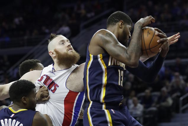 Pacers arrest two-game slide an send Pistons to second straight loss