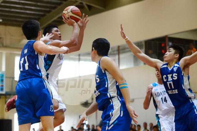 Adamson beats Chiang Kai Shek in overtime thriller for maiden PSSBC title