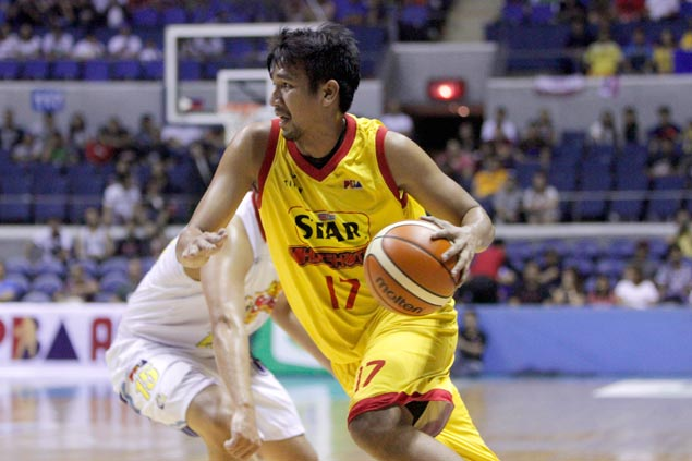 While all eyes were on Yap and Lee, Aldrech Ramos delivers big baskets in his own quiet way