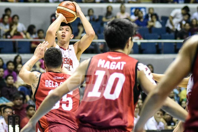 Alex Compton happy to see Kevin Ferrer start to show true potential at Ginebra