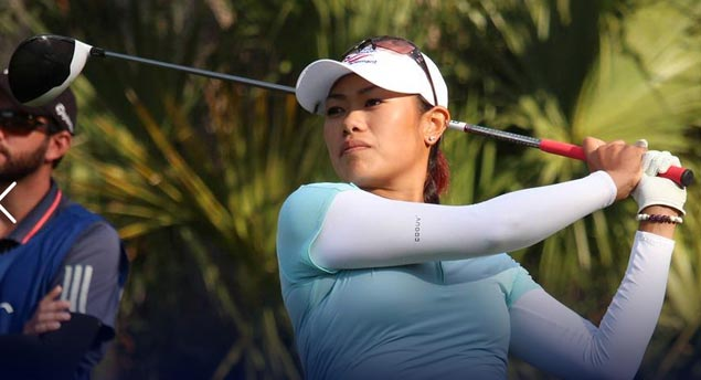 Fil-Am former LPGA player Demi Runas sees action in Philippine Ladies Masters