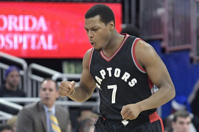 Raptors bounce back with 30-point rout of Magic