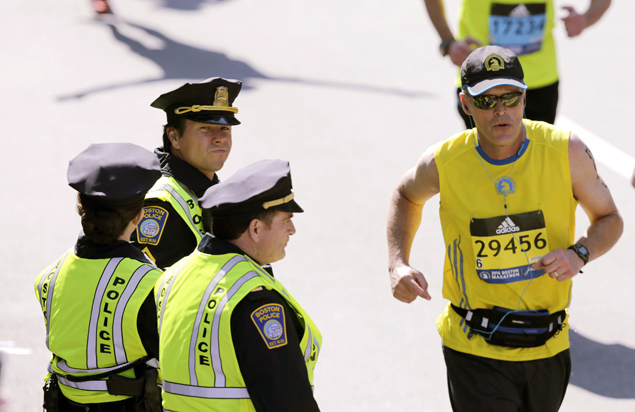 Mark Wahlberg movie on Boston Marathon bombing 'got it right,' says police chief