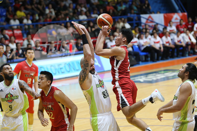 Mac Belo continues to impress as Blackwater claims another scalp in GlobalPort
