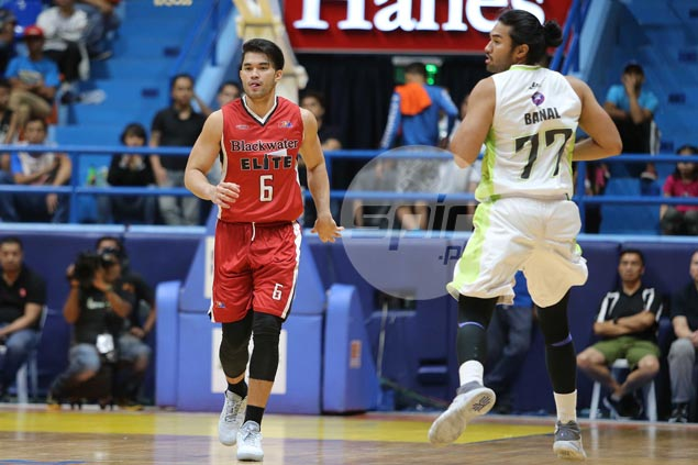 Raphael Banal glad to settle old, old score in first PBA match vs older brother Gab