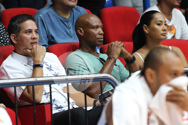 What's Byron Scott doing in Manila? Nothing to do with basketball, really