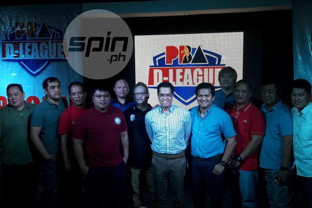 Narvasa says PBA in final stages of establishing working draft for Vis-Min D-League