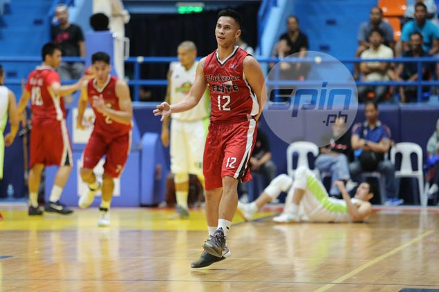 Fit-again Roi Sumang proves a thorn in side of GlobalPort team that drafted him