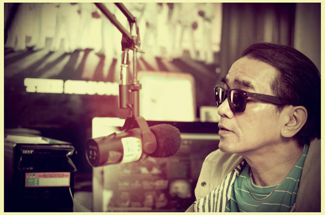 Benjie Castro, the voice of Philippines' only sports radio station, signs off at 61