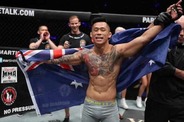 Martin Nguyen sacrifices Christmas family time to step up buildup for ONE Jakarta fight
