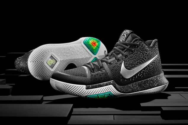 Kyrie Irving unveils post-Christmas treat for fans, sneakerheads with latest signature shoe Kyrie 3