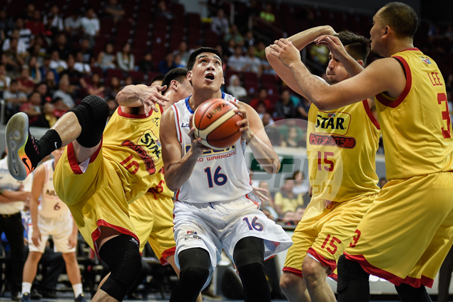 Raul Soyud adds to NLEX injury woes, out of game vs Rain or Shine due to nasty cut