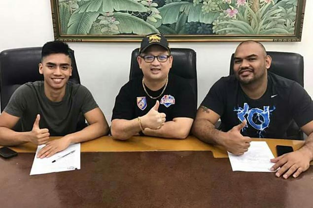 AMA Education beefs up PBA D-League side by signing Diego Dario, Jay-R Taganas