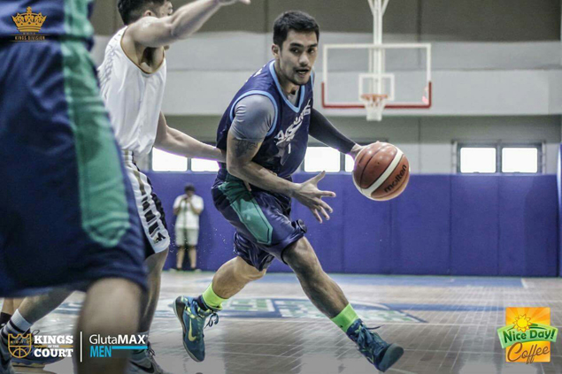 Jay-Ar Gaco has brother's support as he gives basketball another shot after graduation
