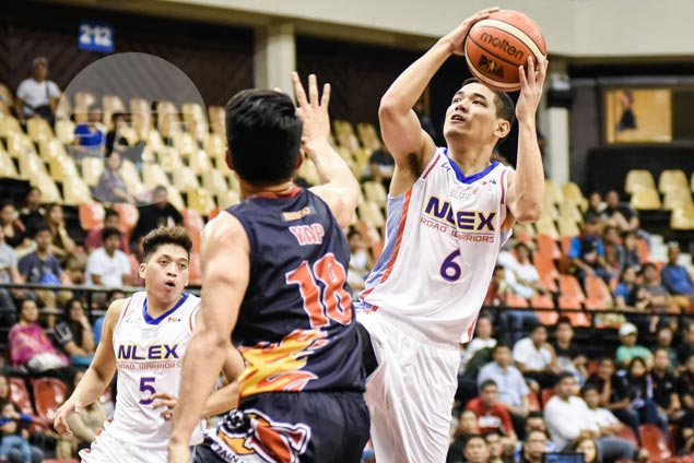 Kevin Alas admits NLEX yet to learn to play 'smart, unselfish basketball'
