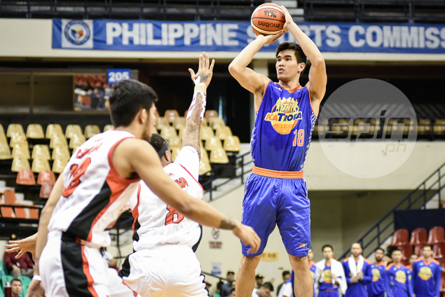 Troy Rosario provides glimpse of what he can do when settled in Nash Racela's system