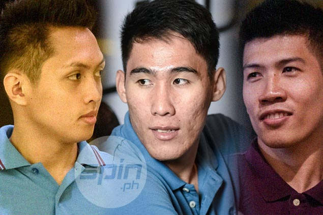 PBA rookies reveal their gifts and wishes on first Christmas as certified millionaires