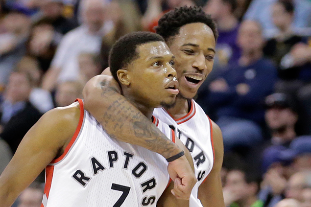 Kyle Lowry torches Jazz defense for season-high 36 as Raptors roll to third win in a row