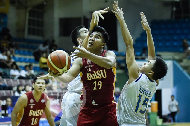 Dominick Fajardo focusing on stint with Bulacan State despite interest from D-League team