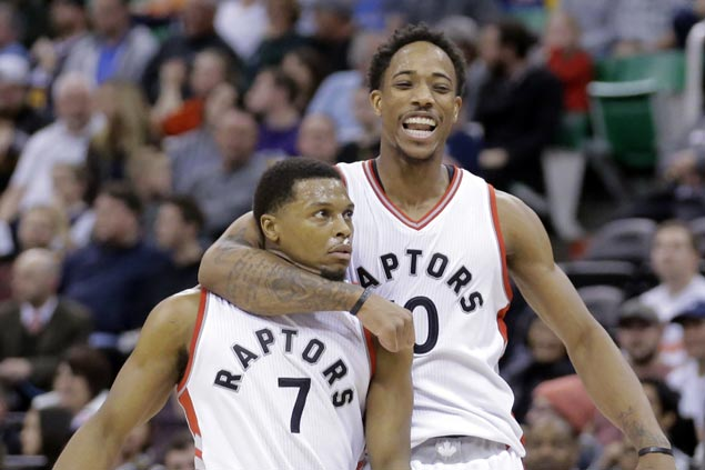 Still focused on toppling Cavaliers, Raptors keep core but change offensive approach