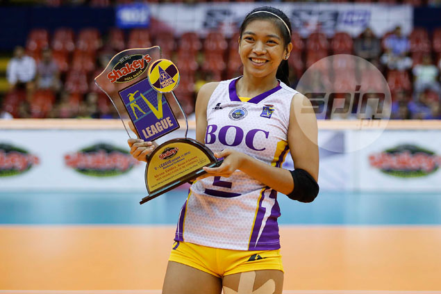 Alyssa Valdez hopes Thailand stint paves way for other Filipino players to suit up overseas