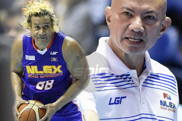 Guiao not trading Asi Taulava, but says big man must adapt to stay relevant in new NLEX system
