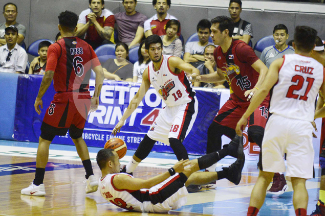 Alaska's Jaypee Mendoza doing well in PBA, but aspires to earn college degree