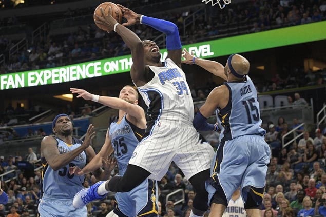 Seven Magic players score in double figures as hot-shooting Orlando takes down Memphis