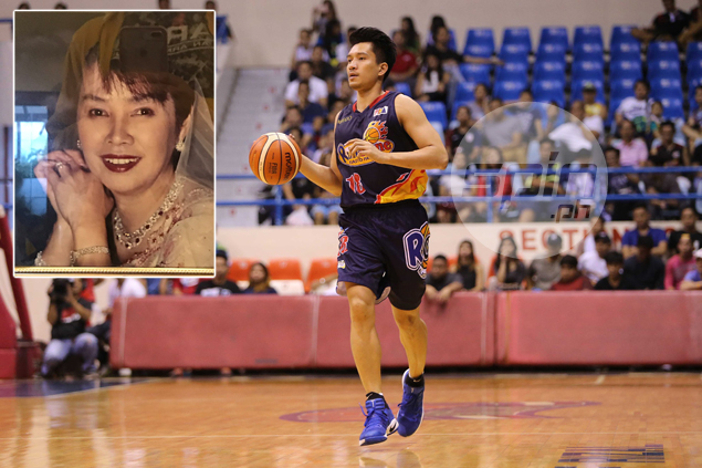 James Yap feels he lost not just a top supporter but also a second mom after death of 'Mommy Yu'