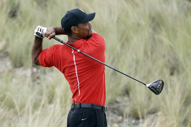 Tiger Woods sees little action this season but keeps busy reorganizing business interests