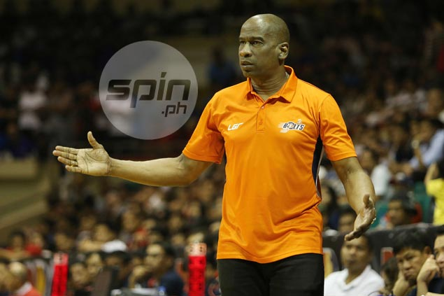 Black urged Meralco to rise like Phoenix - but turnovers, missed foul shots derail comeback