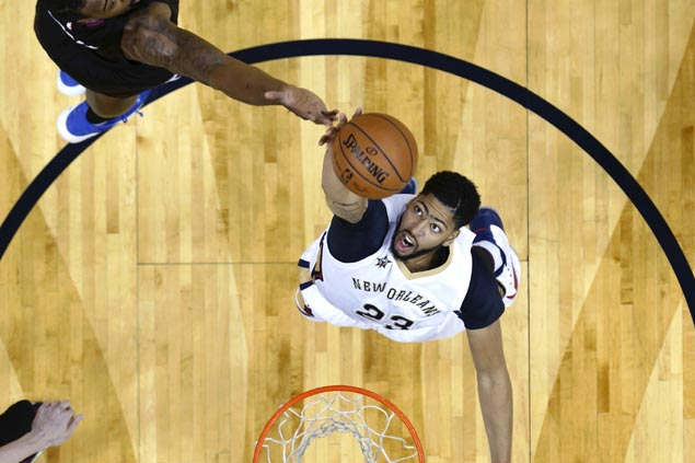 Anthony Davis sparks fourth quarter spurt as surging Pelicans soar past slumping Clippers